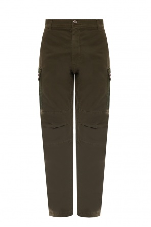 Trousers with several pockets od Golden Goose