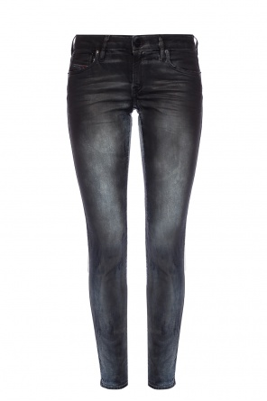 'gracey-ne' distressed jeans od Diesel