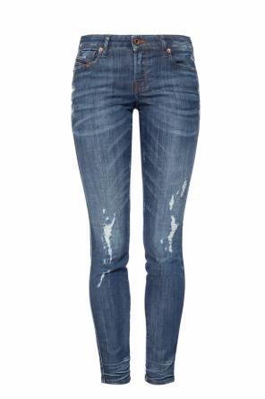 'gracet-t' jeans with tears od Diesel