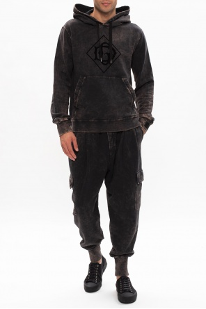 Trousers with time-worn effect od Dolce & Gabbana