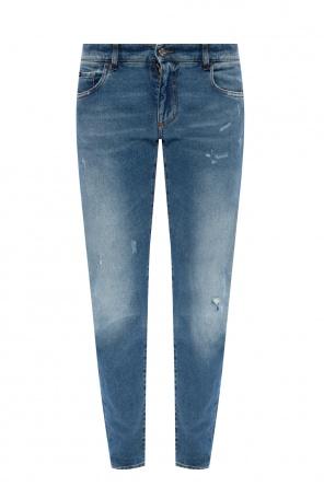 Skinny jeans od Dolce & Gabbana