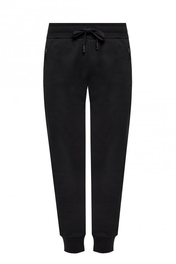 Dolce & Gabbana Branded sweatpants