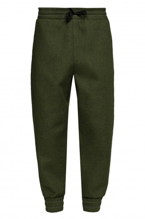 Loose fit sweatpants od Ami Alexandre Mattiussi