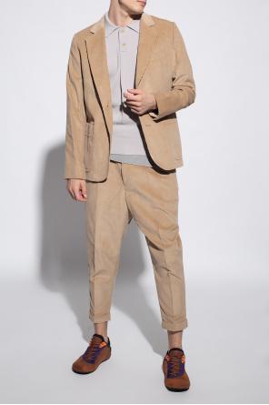 Corduroy trousers od Ami Alexandre Mattiussi