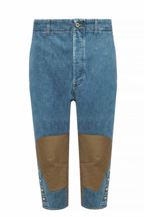 Jeans with dropped crotch od Loewe