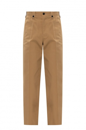 Pleat-front trousers od Loewe