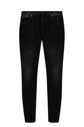 Jeans with logo od Loewe