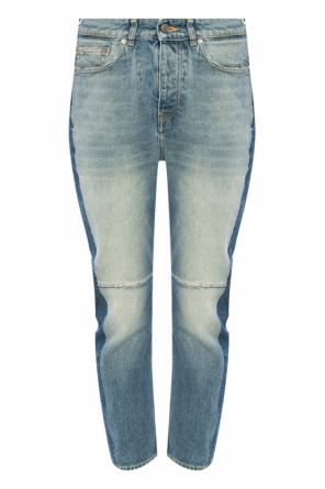 Raw-trimmed jeans od Golden Goose