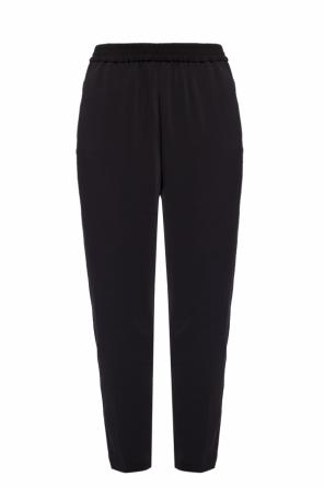 'helena' creased trousers od AllSaints