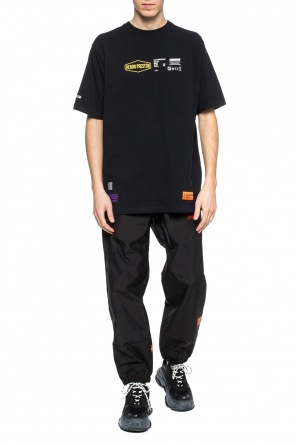 Loose-fitting trousers od Heron Preston