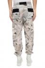 Heron Preston Patterned trousers