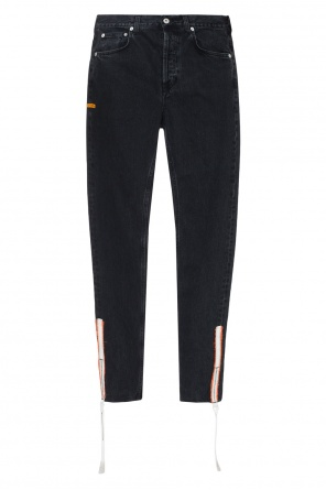 Narrow legged jeans od Heron Preston