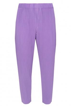 罗纹长裤 od Issey Miyake Homme Plisse
