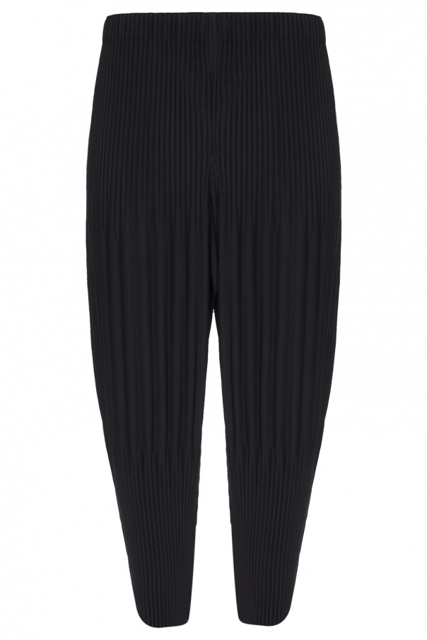 b0a335fe56c Textured trousers Homme Plisse Issey Miyake - Vitkac shop online