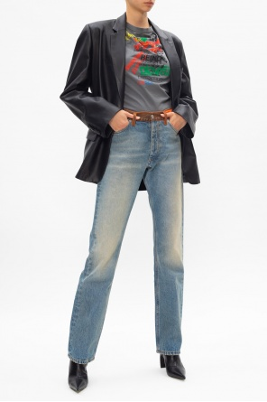 Straight leg jeans od Heron Preston