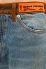 Heron Preston Straight leg jeans