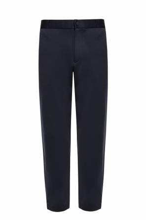 Side-stripe trousers od Theory