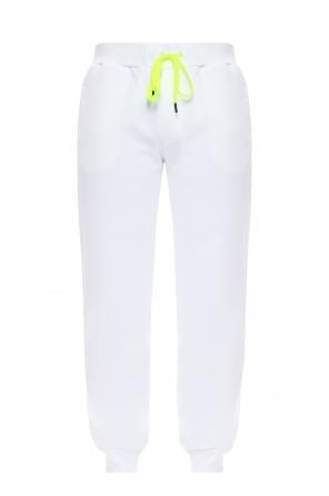 Spodnie dresowe z logo od Iceberg