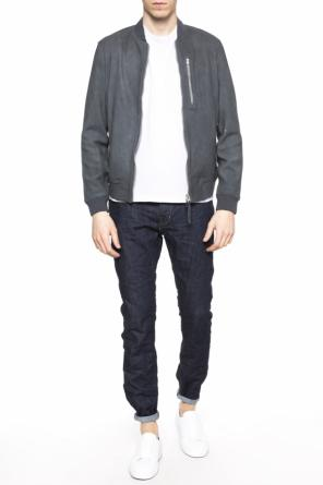 'rex' jeans with tapered legs od AllSaints