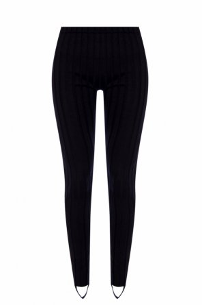 Wool leggings od Helmut Lang