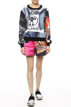 Printed shorts od Moschino