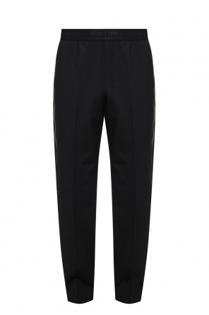 Side stripe trousers od Helmut Lang