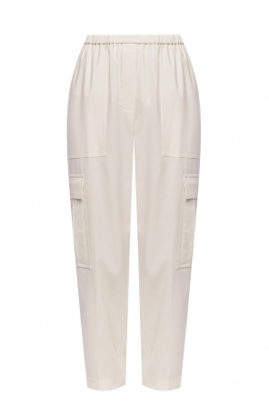 Loose-fitting trousers od Theory