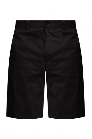 Patched shorts od JIL SANDER+