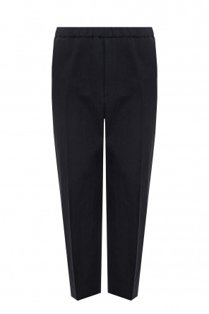 Loose-fitting trousers od JIL SANDER