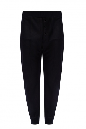 Wool trousers od JIL SANDER