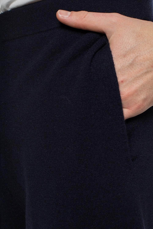 JIL SANDER Loose-fitting trousers