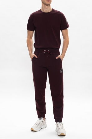 Branded sweatpants od Helmut Lang