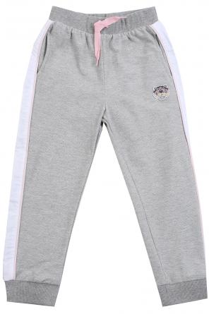 Side-stripe sweatpants od Kenzo Kids