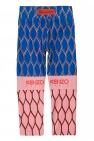 Kenzo Kids Patterned leggings