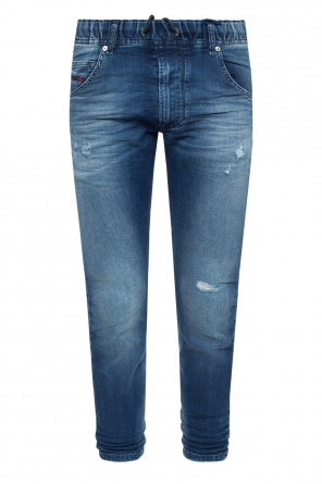 'krooley-ne' jeans with holes od Diesel