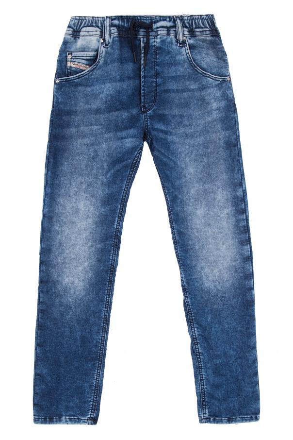a502cb97 JoggJeans' sweatpants Diesel - Vitkac shop online