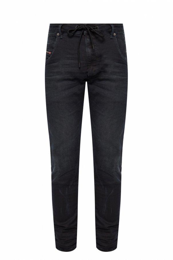 Diesel 'Krooley' stonewashed jeans
