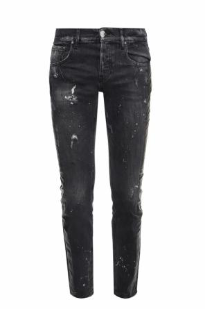 Stonewashed jeans od Les Hommes
