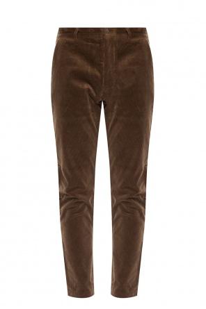 'andy' corduroy trousers od Samsoe Samsoe