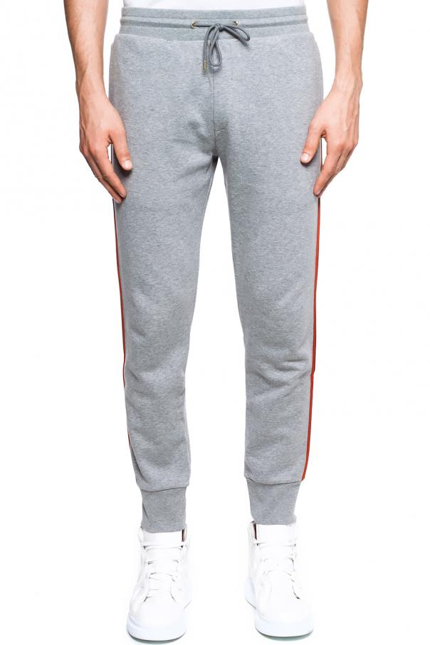 Side-stripe sweatpants od Paul Smith
