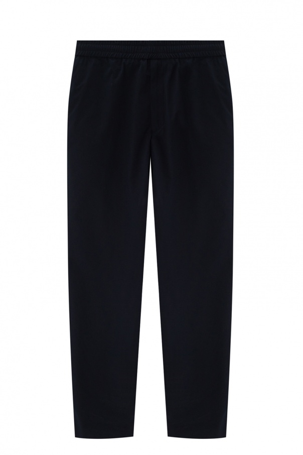 Paul Smith Tapered leg trousers