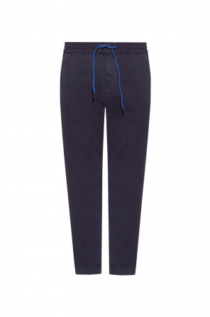 Trousers with logo od PS Paul Smith