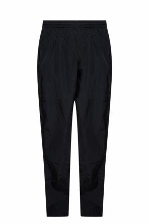 Zipped sweatpants od Vetements