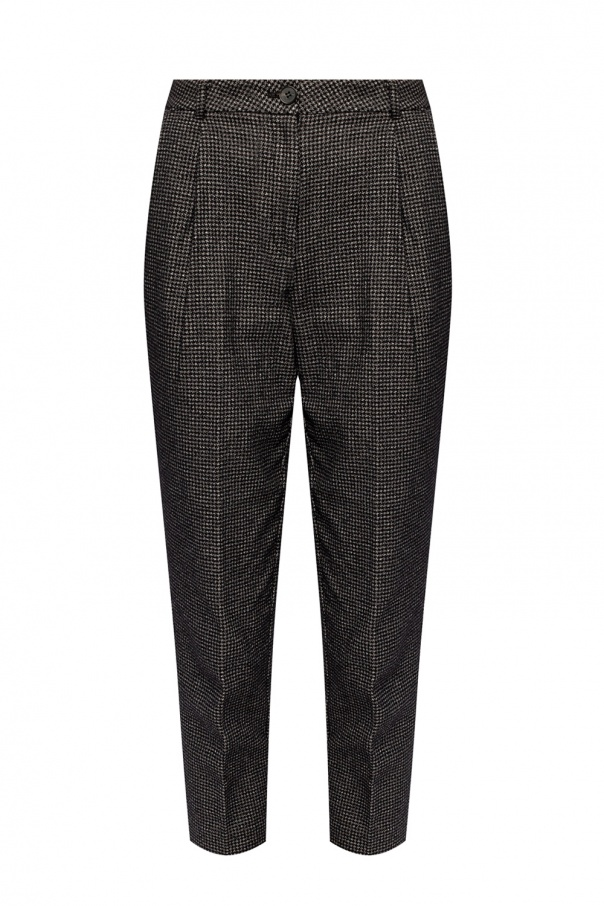 AllSaints 'Mara' embroidered trousers