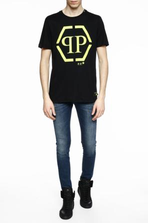 Tapered leg jeans od Philipp Plein