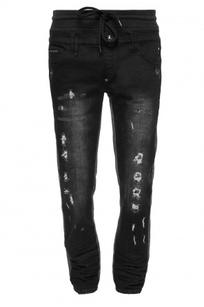Drawstring trousers od Philipp Plein