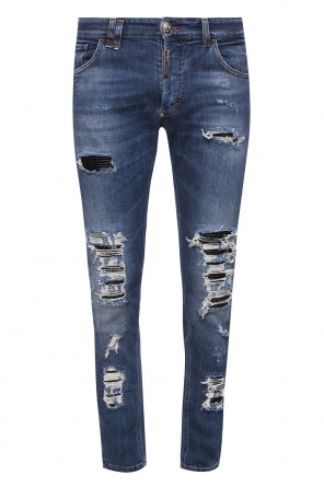 'battle ship' jeans od Philipp Plein