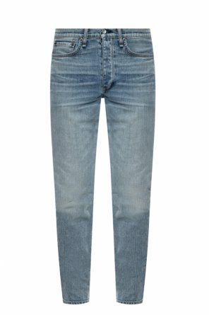 'hayes' distressed jeans od Rag & Bone