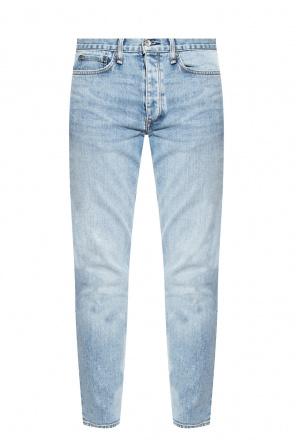 Jeans with worn effect od Rag & Bone