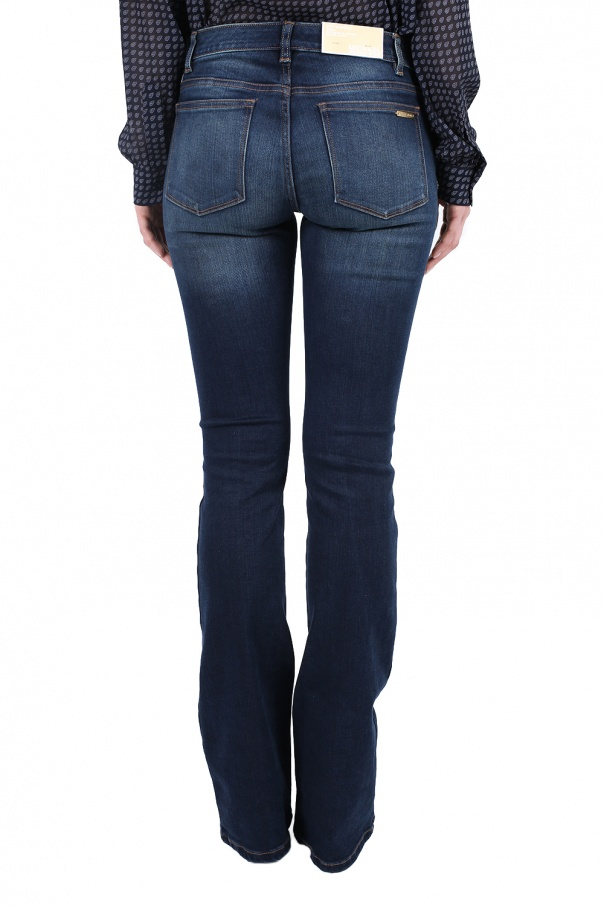 'izzy bootcut' flared jeans od Michael Kors